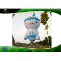 Buy cheap 0.18mm PVC Giant Cartoon Floating Helium Advertising Balloons Inflatable from wholesalers