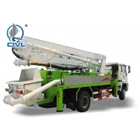 Buy cheap New Pump Concrete 38m Pump Truck With Mixer Cost Seal With Low Price 38m Concrete Boom Pump from wholesalers