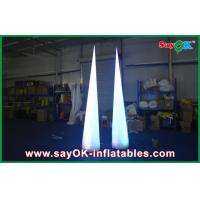 Buy cheap 2m Inflatable Light Decoration Ice Cream Cone With Led Light from wholesalers