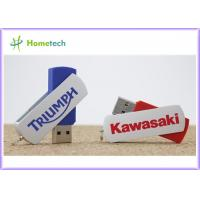 Buy cheap Fashion Novelty Plastic USB Flash Drive Swivel Style With File Transfer 1GB from wholesalers