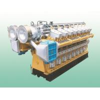 Buy cheap 440/11KV 2500 - 3000 kW  Diesel Engine Generator Set from wholesalers