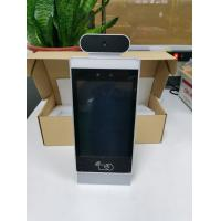 Buy cheap 8 Inch Door Attendance No Contact Display Screen Android OS RS485 Wiegand POE Ethernet from wholesalers