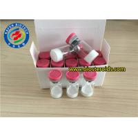Buy cheap 37025-55-1 Growth Peptides Lyophilized Powder Carbetocin Acetate For Control Hemorrhaging from wholesalers