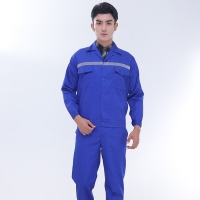 Buy cheap Plus Size Dirt proof Outdoor Work Uniforms For Repairman from wholesalers