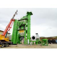 Buy cheap Road Construction 80T/H  Mobile Asphalt Mixing Plant from wholesalers