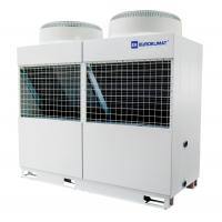 Buy cheap Heating / Cooling 66kW Air Cooled Modular Chiller Electric Air Source Heat Pump from wholesalers