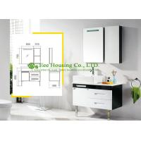 Buy cheap bathroom cabinet china supplier modern wall hung wash basin allen roth mirror solid wood bathroom vanity cabinets from wholesalers