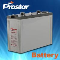Buy cheap Prostar solar battery 2v 1000ah from wholesalers