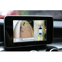 Buy cheap 180Degrees Viewing Angle HD DVR Car Camera, 360 Bird View Parking System product