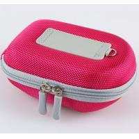 Buy cheap Portable Digital Camera Pouches With PU , Knitted Fabric Or Polyester from wholesalers