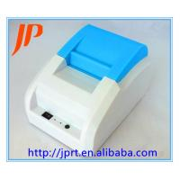 China High speed black USB Port 58mm thermal Receipt pirnter POS printer low noise mini printer on sale