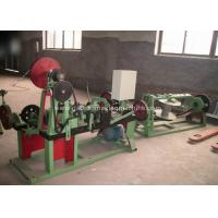 Buy cheap Automatic Barbed Wire Making Machine , PVC Coated Barbed Wire Fencing Machine from wholesalers