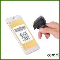Buy cheap Original Wearable Ring barcode scanner with wrist PAD terminal from wholesalers