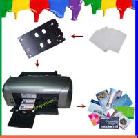 Buy cheap Compatible With Canon Inkjet Printer MG5420 5430 5450 5550 PVC ID Card Tray product
