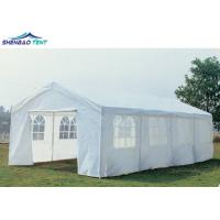 Buy cheap High Strength Gazebo Marquee Party Tent For Wedding Party , White Waterproof Gazebo from wholesalers