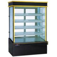 Buy cheap Compact Design Food Fridge Display Units Glass Countertop Bakery Display Case from wholesalers