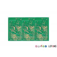 Buy cheap Multilayer High TG170 Hdi Circuit Boards OSP Surface For Industrial Mainboard product