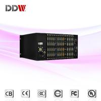 Buy cheap IP video wall processor for video wall HDMI DVI VGA AV YPBPR IP IP RS232 control 1920*1200 from wholesalers