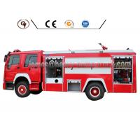 Buy cheap 8 Ton Fire Fighting Vehicle Brand New Fire Engine Firefighter Truck for Sale from wholesalers