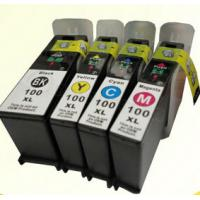 Buy cheap Compatible LEXMARK 100 / 105 / 108 Ink Cartridge for LEXMARK S305/S405/S505/S605/S308 series from wholesalers