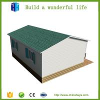Buy cheap Hurricane proof easy build steel skeleton prefab house Chinese manufacturers from wholesalers