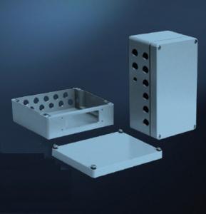 Buy cheap Corrosion Resistance Cast Aluminium Enclosures , Diecast Aluminum Project Box product