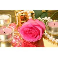 Buy cheap Frameless MDF  Flower Decoration Led Lighted Wall Art For hotel, bar, home LCP-17 from wholesalers