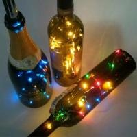 Buy cheap Mini Decorative LED String Lights 450CM Length PE Material For Garden Party from wholesalers