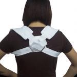 Buy cheap Cotton Foam Sponge Clavicle Support Brace Lightweight Medical Shoulder Brace from wholesalers