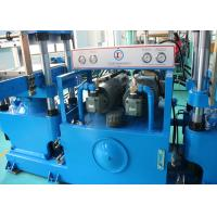 Buy cheap Silicone Glove Molding Machine With 2 Pressing Plate / Automatic Control from wholesalers