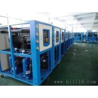Buy cheap Industrial Water Cooled Chiller Unit With Hermetic Scroll / Piston Type Compressor from wholesalers