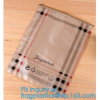 Buy cheap Pencil Zipper Packing Bag Clear PVC Pencil Packing Bag Slider, PVC Slider Zipper Bag For Make Up For Holographic Laser from wholesalers