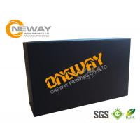 Buy cheap Products Recycled Cardboard Shoe Boxes , Paper Gift Box For Shoe Storage from wholesalers