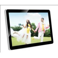 Buy cheap Steel Metal Shell Design LCD Advertising Player 10000k Color Temperature from wholesalers