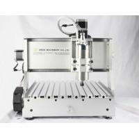 Buy cheap New Upgraded CNC 3040 800W Water Cooling CNC Engraver Machine With Z Axis 90mm from wholesalers