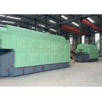 Buy cheap 6 T Industrial Biomass Fired Steam Boiler Wood Fired Steam Generators For Electricity from wholesalers