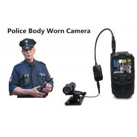 Buy cheap Real Time Recording Police Body Worn Camera WIFI Auto Download Video MINI DVR from wholesalers