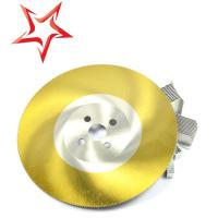 Buy cheap Steel Band Any Size High Speed Steel Saw Blade Ti Coated For Cutting Pipe from wholesalers