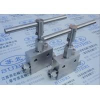 Buy cheap SS304 LPG liuqiud petroleum gas needle valve 2mm to 32mm Diameter from wholesalers