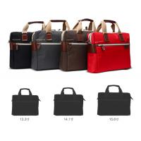 Buy cheap Laptop Shoulder Bag 13.3-14.1-15.6 Inch Notebook Briefcase Messenger Bag for Dell Alienware / Macbook / Lenovo / HP from wholesalers