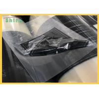 Buy cheap LOGO Printed Transparent PE Protective Film For PET Film / PVC Protection Film from wholesalers