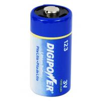 Buy cheap 3V Cr123A Battery with High Quality (3.0v CR123A) from wholesalers