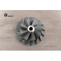 Buy cheap HT3B 73.5mmX109mm Balanced Compressor Wheel for Turbocharger product