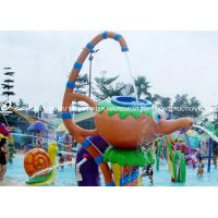 Buy cheap Water Playground Equipment Aqua Play Kids Water Game With Teapot Spray from wholesalers