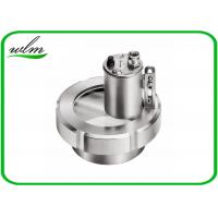 Buy cheap Highlight Sanitary Sight Glass C Union Type Tank Vessel Sight Glass For Processing Container from wholesalers