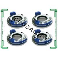 Buy cheap Inflatable River Tube one Person Water Swim Float Lounge with 2m diameter from wholesalers