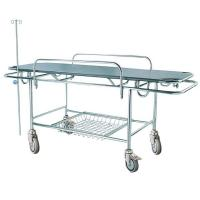 Buy cheap Safety Hospital Emergency Ambulance Stretcher Bed As First Aid Devices from wholesalers