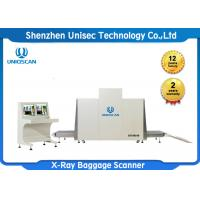 Buy cheap Big Size X Ray Baggage Scanner 0.22m / S Conveyor Speed For Airport Security Checking from wholesalers