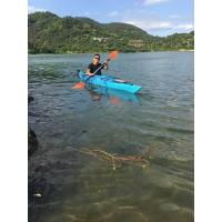 Buy cheap Professional Sit In Kayak Thoughtful Outfitting Efficient Water Moving  For One Person from wholesalers