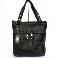 Buy cheap Wholesale Price Coffee Genuine Leather Lady Hand Bag Messenger Bag #3079C from wholesalers